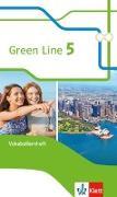 Cover-Bild zu Green Line 5. Vokabellernheft Klasse 9