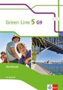 Cover-Bild zu Green Line 5 (G9) Workbook mit Audio CD. Klasse 9