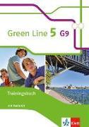 Cover-Bild zu Green Line 5 G9. Trainingsbuch mit Audio-CD Klasse 9