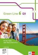 Cover-Bild zu Green Line 6 G9. Fit für Tests und Klassenarbeiten mit Lösungsheft und CD-ROM Klasse 10