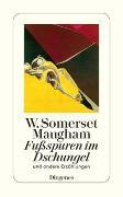 Cover-Bild zu Maugham, W. Somerset: Fussspuren im Dschungel