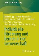 Cover-Bild zu Individuelle Förderung und Lernen in der Gemeinschaft (eBook) von Ranger, Gwendo (Hrsg.)