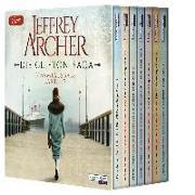 Cover-Bild zu Archer, Jeffrey: Die Clifton-Saga