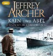Cover-Bild zu Archer, Jeffrey: Kain und Abel