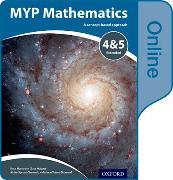 Cover-Bild zu MYP Mathematics 4 & 5 Extended: Online Course Book von Torres-Skoumal, Marlene