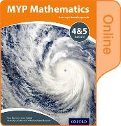 Cover-Bild zu MYP Mathematics 4 & 5 Standard: Online Course Book von Torres-Skoumal, Marlene