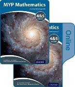 Cover-Bild zu MYP Mathematics 4 & 5 Extended: Print and Online Course Book Pack von Torres-Skoumal, Marlene