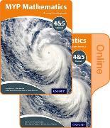 Cover-Bild zu MYP Mathematics 4 & 5 Standard: Print and Online Course Book Pack von Torres-Skoumal, Marlene