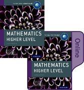 Cover-Bild zu IB Mathematics Higher Level Print and Online Course Book Pack: Oxford IB Diploma Programme von Harcet, Josip
