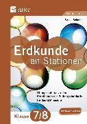 Cover-Bild zu Erdkunde an Stationen 7-8 Gymnasium von Schmitt, Saskia
