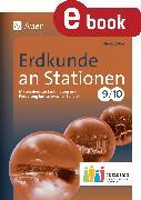Cover-Bild zu Erdkunde an Stationen 9-10 Inklusion (eBook) von Zyber, Oliver