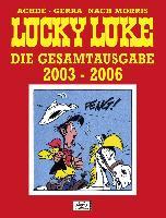 Cover-Bild zu Gerra, Laurent: Lucky Luke: Gesamtausgabe 25 2003-2006