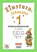 Cover-Bild zu Einsterns Schwester 1. Schuljahr. Buchstabenhefte 1-6. Paket. GS von Maurach, Jutta