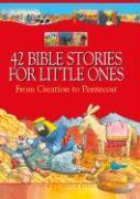 Cover-Bild zu 42 Bible Stories for Little Ones: From Creation to Pentecost von Box, Su