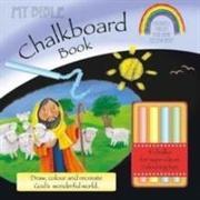 Cover-Bild zu My Bible Chalkboard Book: Stories from the New Testament (Incl. Chalk) von Box, Su