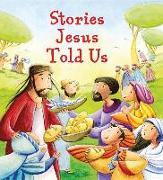Cover-Bild zu Stories Jesus Told Us von Su Box T