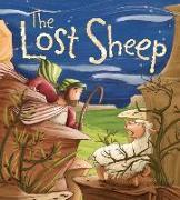 Cover-Bild zu The Lost Sheep von Box, Su