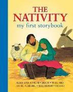 Cover-Bild zu Nativity: My First Storybook von Box, Su