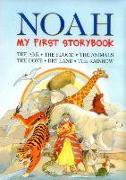 Cover-Bild zu Noah: My First Storybook: The Ark, the Flood, the Animals, the Dove, Dry Land, the Rainbow von Box, Su (Gelesen)
