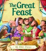 Cover-Bild zu The Great Feast von Box, Su