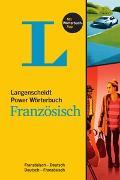 Cover-Bild zu Langenscheidt Power Wörterbuch Französisch - Buch mit Wörterbuch-App von Langenscheidt, Redaktion (Hrsg.)