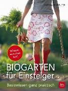 Cover-Bild zu Kreuter, Marie-Luise: Biogarten für Einsteiger
