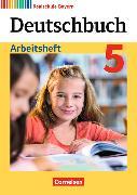 Cover-Bild zu Deutschbuch - Realschule 5. Schuljahr. Neubearbeitung. Arbeitsheft mit Lösungen von Aigner-Haberstroh, Elke