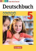 Cover-Bild zu Deutschbuch - Realschule 5. Schuljahr. Neubearbeitung. Arbeitsheft mit interaktiven Übungen auf scook.de von Aigner-Haberstroh, Elke