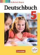 Cover-Bild zu Deutschbuch - Realschule 5. Schuljahr. Neubearbeitung. Schülerbuch von Bildl, Gertraud