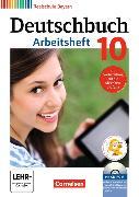 Cover-Bild zu Deutschbuch - Realschule 10. Schuljahr. Arbeitsheft mit Lösungen und Übungs-CD-ROM. BY von Aigner-Haberstroh, Elke