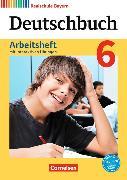 Cover-Bild zu Deutschbuch - Realschule 6. Schuljahr. Neubearbeitung. Arbeitsheft mit interaktiven Übungen auf scook.de. BY von Aigner-Haberstroh, Elke