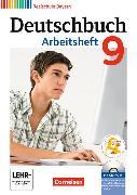 Cover-Bild zu Deutschbuch - Realschule 9. Schuljahr. Arbeitsheft mit CD-ROM von Aigner-Haberstroh, Elke