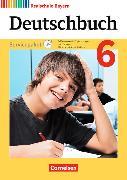 Cover-Bild zu Deutschbuch - Realschule 6. Schuljahr. Neubearbeitung. Servicepaket mit CD-ROM. BY von Baulig, Sonja