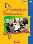 Cover-Bild zu Das Hirschgraben Sprachbuch 9. JS. Schülerbuch. BY von Aigner-Haberstroh, Elke
