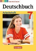 Cover-Bild zu Deutschbuch - Realschule 7. Schuljahr. Neubearbeitung. Arbeitsheft mit Lösungen. BY von Aigner-Haberstroh, Elke