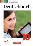 Cover-Bild zu Deutschbuch - Realschule 10. Schuljahr. Schülerbuch. BY von Bildl, Gertraud