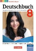 Cover-Bild zu Deutschbuch - Realschule 8. Schuljahr. Handreichungen für den Unterricht. BY von Bildl, Gertraud