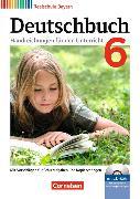 Cover-Bild zu Deutschbuch - Realschule 6. Schuljahr. Handreichungen für den Unterricht. BY von Bildl, Gertraud
