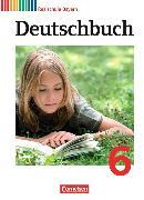 Cover-Bild zu Deutsch Sprach- und Lesebuch 6. SJ. Realschule BY. Schülerbuch von Bildl, Gertraud
