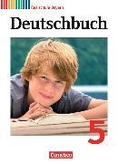 Cover-Bild zu Deutschbuch - Realschule 5. Schuljahr. Schülerbuch. BY von Bildl, Gertraud