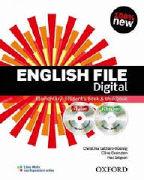 Cover-Bild zu English File Digital. Third Edition. Elementary. Student's Pack without key von Latham-Koenig, Christina