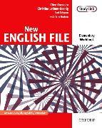 Cover-Bild zu Elementary: New English File: Elementary: Workbook - New English File von Oxenden, Clive