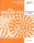 Cover-Bild zu Upper-Intermediate: New English File Upper-Intermediate: Workbook with MultiROM Pack - New English File von Oxenden, Clive