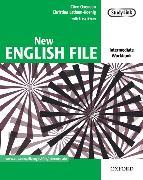 Cover-Bild zu Intermediate: New English File: Intermediate: Workbook - New English File von Oxenden, Clive
