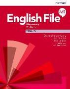 Cover-Bild zu English File: Elementary: Workbook with Key von Latham-Koenig, Christina