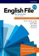 Cover-Bild zu English File: Pre-Intermediate: Teacher's Guide with Teacher's Resource Centre von Latham-Koenig, Christina