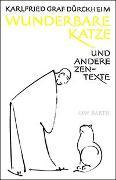 Cover-Bild zu Graf Dürckheim, Karlfried: Wunderbare Katze
