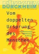 Cover-Bild zu Dürckheim, Karlfried Graf: Vom doppelten Ursprung des Menschen