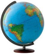 Cover-Bild zu Panorama Leuchtglobus, 34 cm. 1:39'000'000