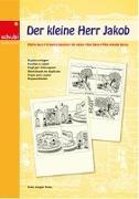 Cover-Bild zu Press, Hans Jürgen: Der kleine Herr Jakob. Kopiervorlagen